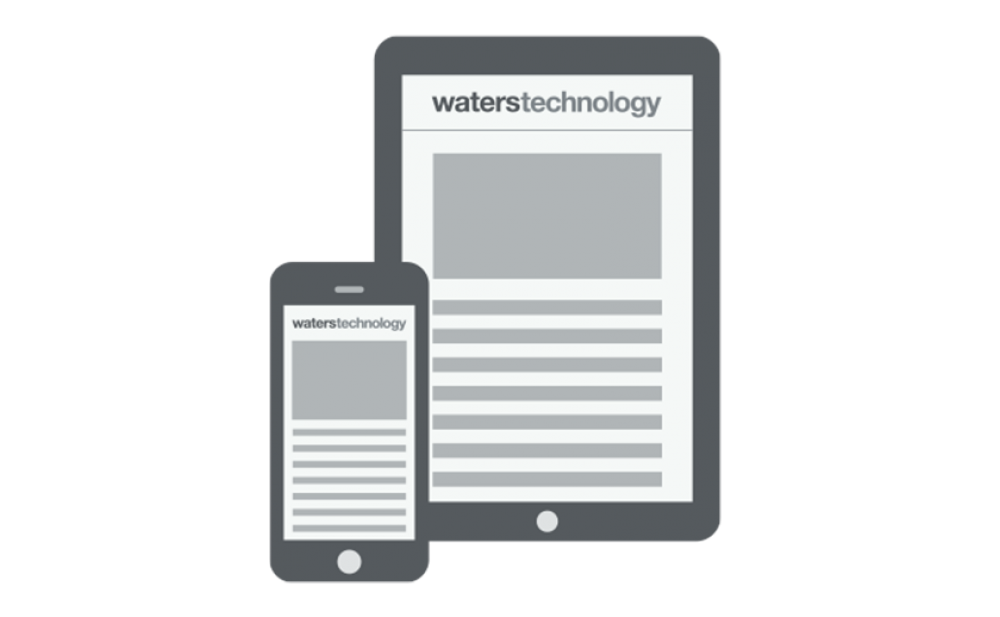 Waterstechnology Subscriptions: Apps